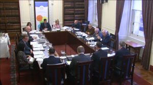 Committee for the Executive Office Meeting Wednesday 12 February 2020