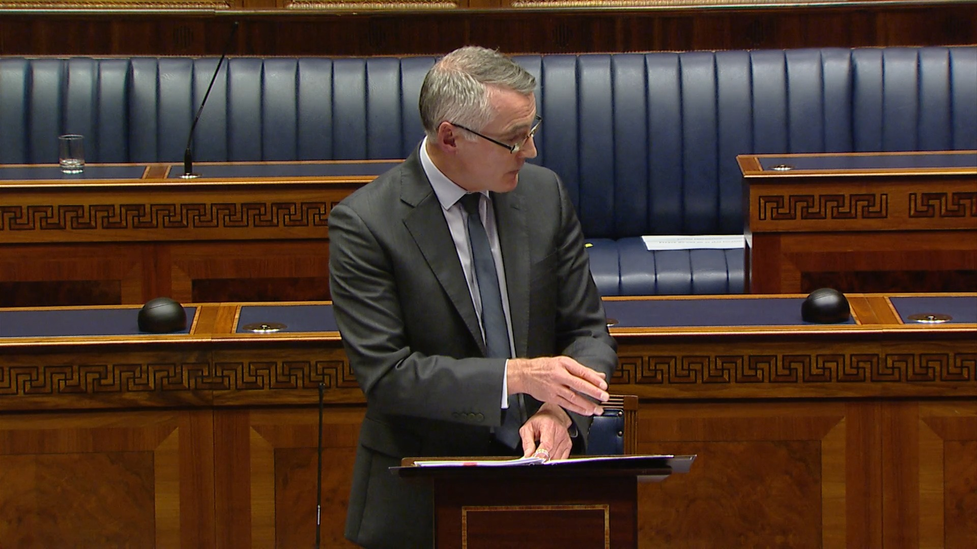 Final stage - Executive Committee (Functions) Bill - Tuesday 28th July 2020