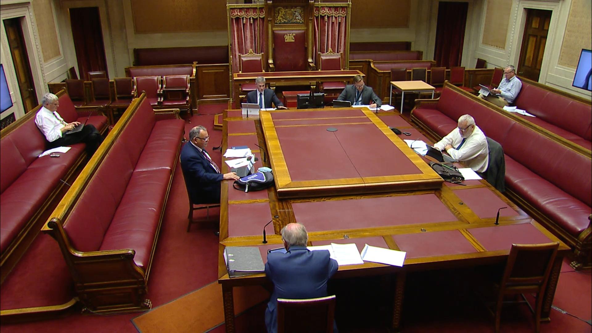 Finance Committee - Wednesday 9th September 2020