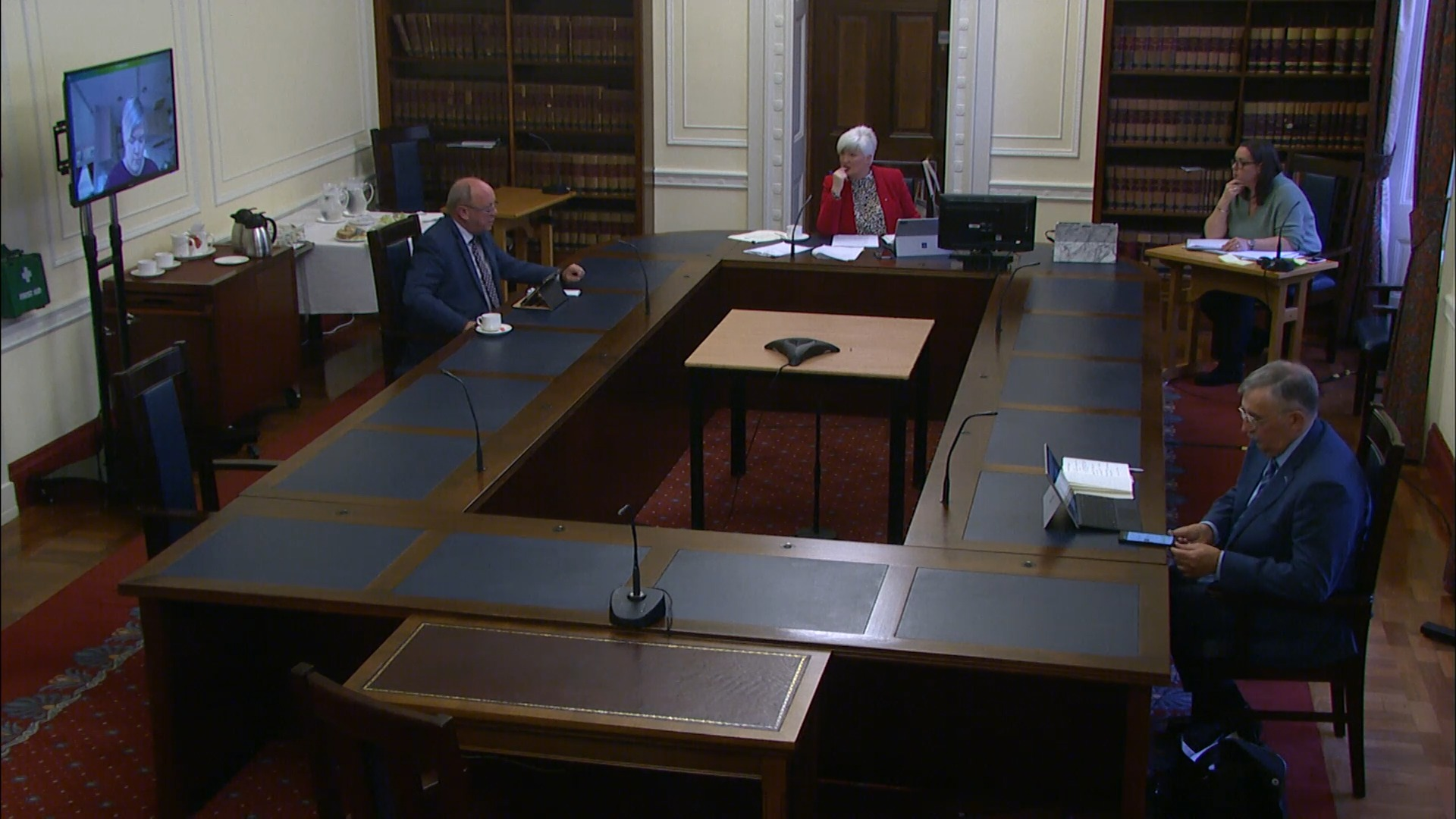 Audit Committee - Wednesday 21st October 2020