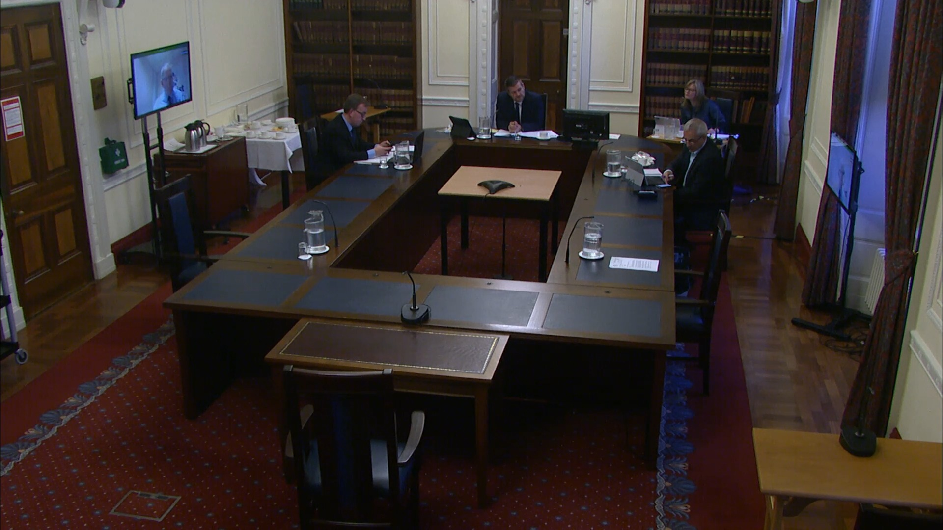 Executive Office Committee Meeting - Wednesday 14th October 2020